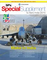 SP's Special Supplement to Aero India 2015