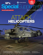 SP's Special Supplement to Aero India 2013